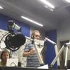 """Logo Los 4 de Copas """"Pedro Navaja"""" en """"Antes Del Amanecer"""" por Radio 10"""