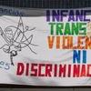 Logo Nos comunicamos con Giselle Gómez, integrante de la Asociación civil de Infancias Libres.