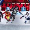 Logo Deportes Desconocidos: Red Bull Crashed Ice