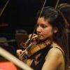 Logo Suena el violín de Andrea Pulgar en #MamaYoQuiero