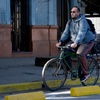 Logo La ciclovía podría ser una realidad en la capital