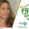 """Logo Monica Neffke:""""Gracias a un cineastra, se hizo justicia en el caso de Fernando Carreras"""""""