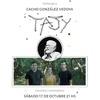 Logo Tajy homenajeará a Cacho González Vedoya