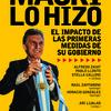 Logo Ari Lijlad en La mañana con Víctor Hugo Morales 05-05-2016
