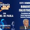 Logo Entrevista a Roberto Falistocco - Presidente de la Corte Suprema de Justicia Provincial