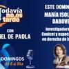 Logo Entrevista a María Isolina Dabove - Investigadora de Conicet y especialista en derecho de la vejez