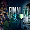 Logo Final Copa Diego Armando Mardona - Boca Juniors Vs Banfield