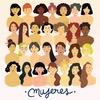 Logo #MUJERES, el CD de Camila Arriva se escuchó en La Noche es de los que bailan -finde