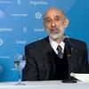 Logo @LibermanOnLine Arnaldo Dubin, médico intensivista, Miembro de la Sociedad Argentina de Terapia Int