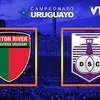 Logo Boston River vs. Defensor Sp.,