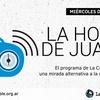 Logo La Hora de Juana 23-08-2017