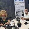 Logo Julio Delgado y Norma González visitaron La Calandria (parte 1/2)