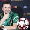 """Logo Julio Cesar Baldivieso: """"El martes, Bolivia gana 2 a 0"""""""