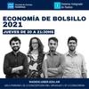 Logo Andrea Delfino: Es central que el estado promueva un premio con eje en la relación economía y genero