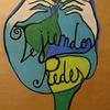Logo Tejiendo Redes. Con el Forum Infancias.