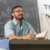 Logo Entrevista Juan Godoy Sociólogo Volver a las Fuentes Libro Ciudad Roberto Villalobos Atlas