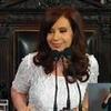 Logo Final del discurso. Mensaje a los empresarios, petróleo y lectura del discurso de Néstor Kirchner.