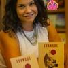 """Logo Alicia Chávez: Mi libro """"Exangüe"""" es el reflejo de lo que atravesé emocionalmente"""