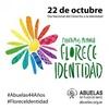 Logo 22 de octubre - Día Nacional del Derecho a la Identidad