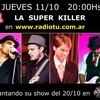 Logo La Super Killer en Cuál Es Tu Rock