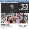 Logo Victor Hugo Morales difunde el concierto de Inés Cuello & Sergio Zabala