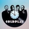 Logo Clocks - Coldplay