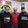 Logo Fernando Signorini y Gustavo Levine.  Club Villas Unidas. Revolución Cultural y deportiva.
