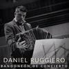 """Logo """"Bandoneón de Concierto"""" de Daniel Ruggiero en Tiempo de decir"""