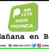 Logo Alejandro Pueblas y el equipo de Motores1270 en La Mañana en Banda
