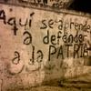 Logo Alcira Argumedo: Aquí se aprende a defender la Patria