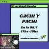 Logo Verdes y fritas: Columna de Gachi y Pachi