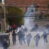 Logo @JAVERNES reportando desde La Paz #Bolivia la situación política luego del Golpe @pateandonqn 13/11