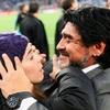 Logo Taty Almeida y Dalma Maradona en un conmovedor intercambio telefónico