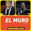 Logo Alejandro Phatouros y Lauro Grande en EL MURO por RADIO ATOMIKA | 1/3/20