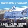 Logo Ernesto Ojeda Sec. Gral ATRES (rurales) y referente de la Corriente Federal de Trabajadores en VCQ