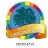 Logo VOCES ORIGINARIAS Nº 59