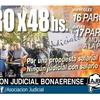 Logo Judiciales Bonaerense | Paro de 48hs y toma de la Suprema Corte en pedido de apertura de paritarias