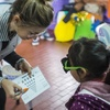 Logo Salud Visual para todos: El presupuesto se nos pulverizó