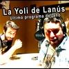 """Logo """"La Yoli de Lanús"""" Programa 87 en Megafón Radio FM92.1"""