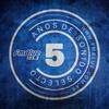 """Logo Magazine Radial """"AIRE"""" x FM Blue 105.3 de 7 a 10 #LaPlata"""
