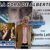 Logo Carla Echichure Castro con Alberto Lettieri en #LaHoraDeAlberto 17/10/2019