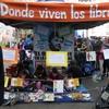 """Logo TALLER RADIAL DONDE VIVEN LOS LIBROS: """"ENCUENTRO CON EL VERDUGO"""""""