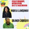 Logo Rebelde Amanecer Programa Nº 19: Día de la mujer indígena, pueblos originarios: Invisibilización