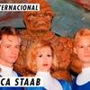 Logo #FAN Entrevista a Rebecca Staab, la protagonista de la primera adaptación de Los Cuatro Fantásticos