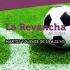Logo Pablo Cheb - La Revancha del Fútbol - Radio Atilra