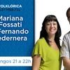 Logo Mariana Fossati y Fernando Pedernera presentan medios de locomoción en el Cancionero Popular