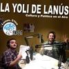"""Logo """"La Yoli de Lanús"""" Programa 49 en Megafón Radio FM92.1"""