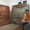 Logo Columna de arte del sur: entrevista al director del museo Quinquela Martin, Victor Fernández