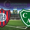 Logo Transmisión San Lorenzo vs. Sarmiento - Cronómetro en Cero