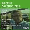 Logo El informe agropecurario con el Ingeniero Marcos Mathe